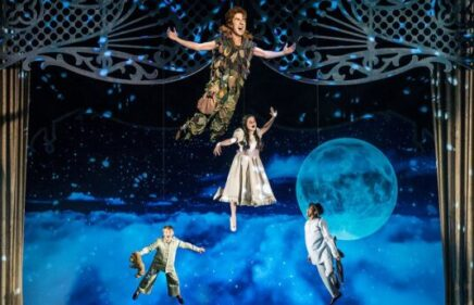 Peter Pan: A Musical Adventure (Photo courtesy of Chicago Shakespeare Theater)
