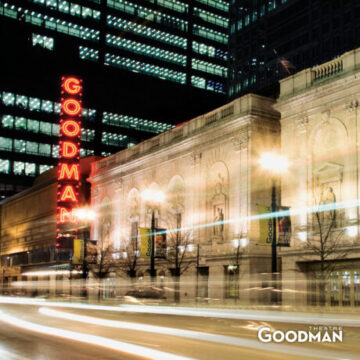 Goodman Theatre (Photo courtesy of Goodman)