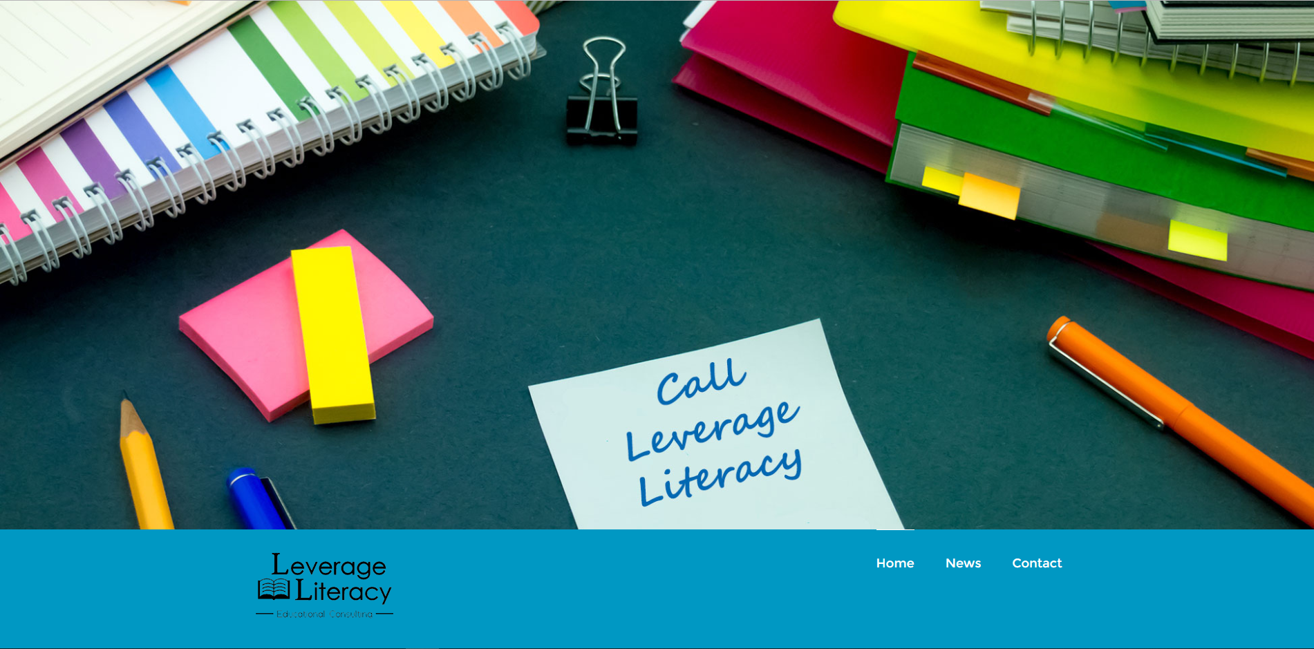 leverage literacy llc screenshot