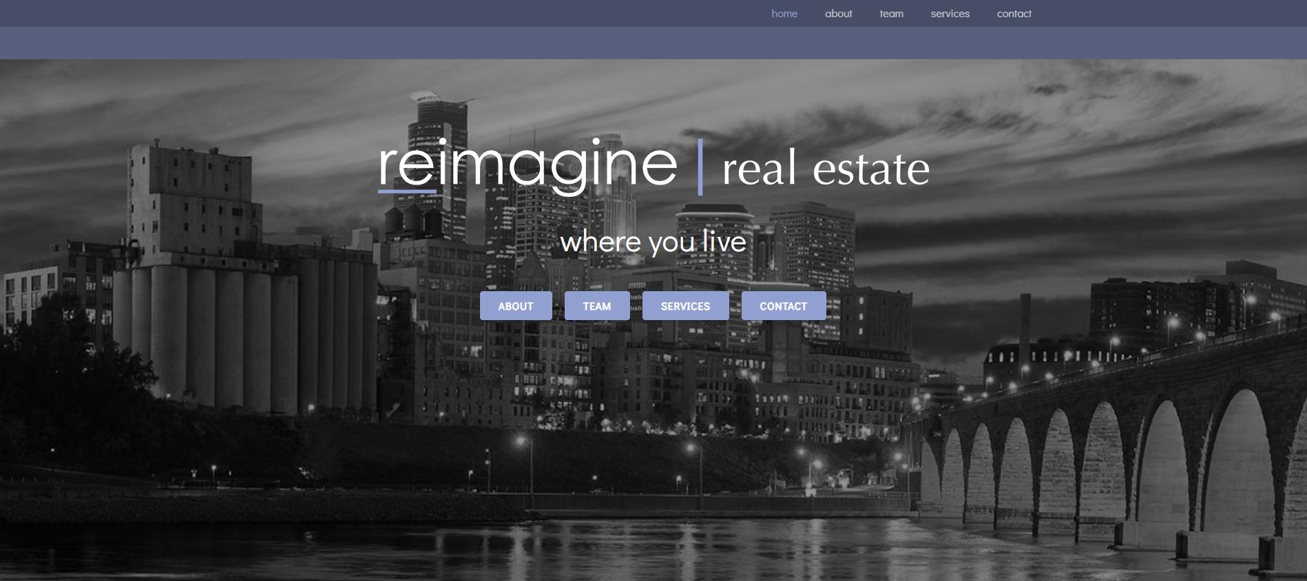 reimagine real estate