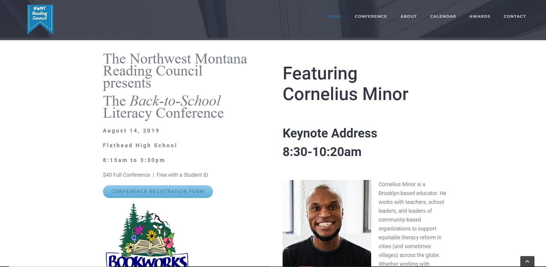 Northwest Montana Reading Council – Kalispell, Montana
