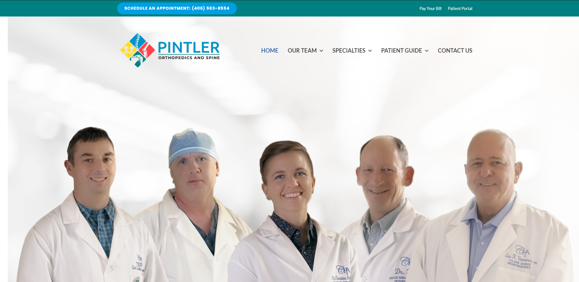 Pintler Orthopedics and Spine – Anaconda, Montana