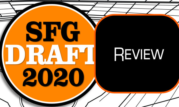 2020 Giants Draft Review
