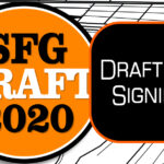 Giants Sign 3 More 2020 Draft Picks