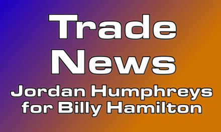 Giants get prospect Jordan Humphreys in Billy Hamilton trade