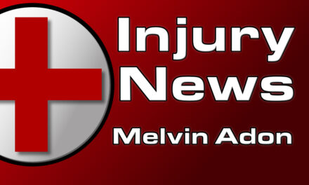 Melvin Adon injured in Winter League ball
