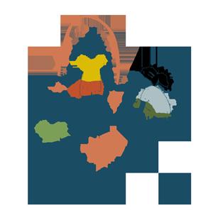 kids playing icon