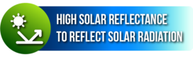 3 high solar reflectance to reflect solar radiation-01