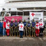 Fundación IEnova entrega más de 500 despensas a la Cruz Roja Mexicana de Colima en  beneficio de la seguridad alimentaria del municipio de Manzanillo