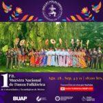 Participa Ballet Folklórico enMuestra Nacional de Danza