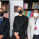 Invitan a UdeC a generar convocatoria del ConsejoEstatal de Fomento de la Lectura y el Libro