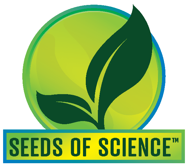 Crush Seeds of Science Logo