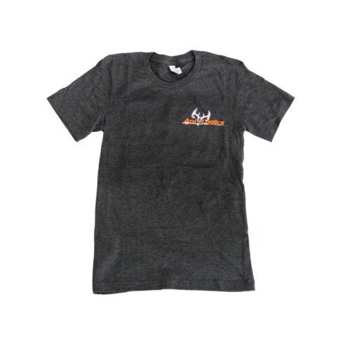 ani-logics ani-shield t-shirt front