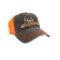 ani-logics gray orange hat
