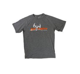 ani-logics gray tshirt