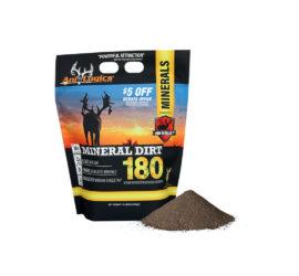 ani-logics mineral dirt 180 grain rebate