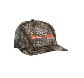ani-logics mossy oak full mesh hat