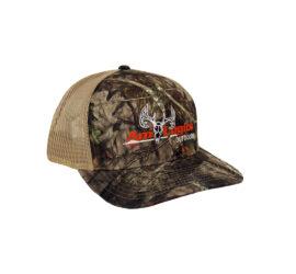 ani-logics mossy oak tan mesh hat