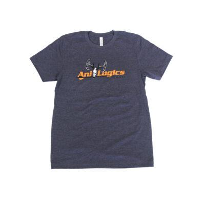 ani-logics navy t-shirt