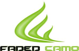 Faded Camo Logo