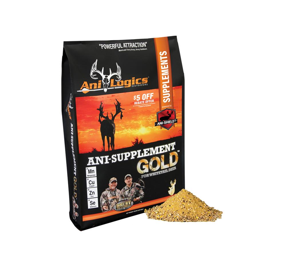 Ani-Logics Ani-Supplement Gold 20lb
