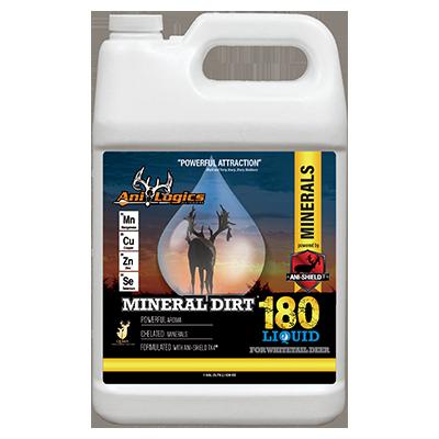 Mineral Dirt 180 Gallon Liquid