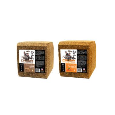 Crush Acorn Persimmon Blocks