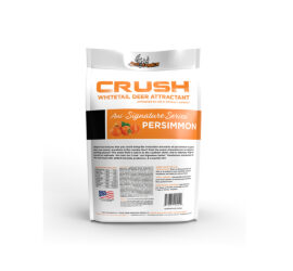 Crush Persimmon Granular Back