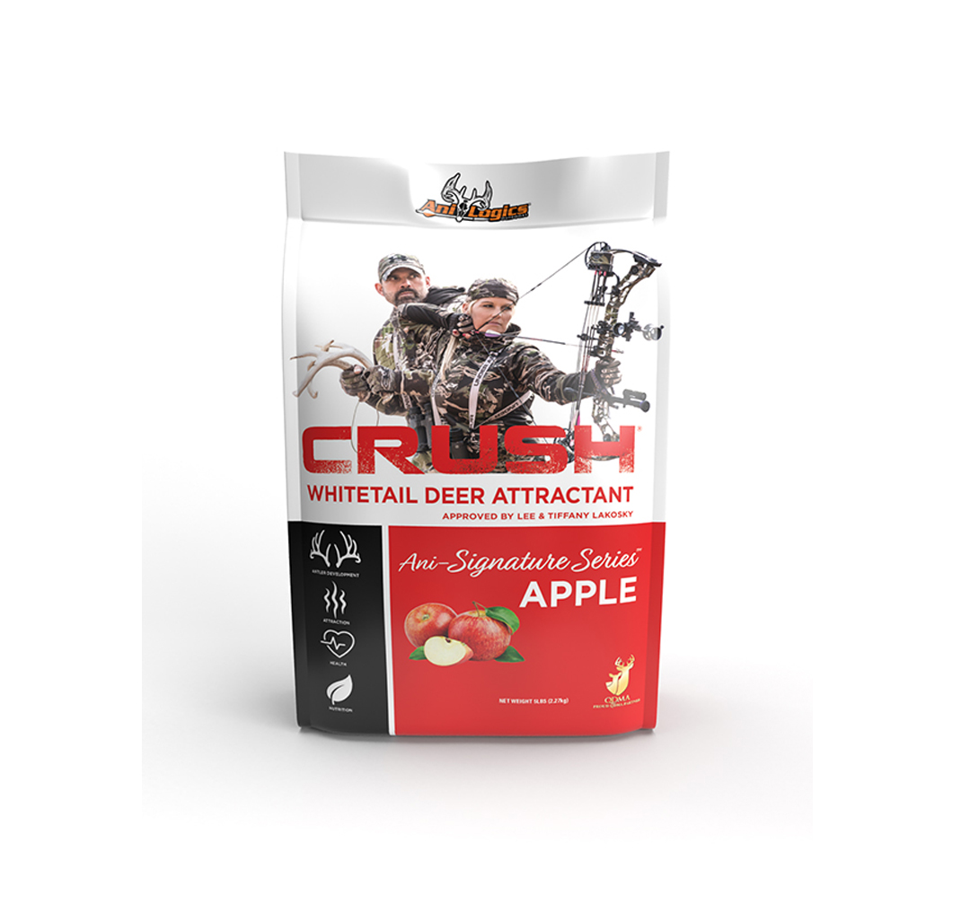 Crush Apple Granular Front