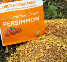 Crush Persimmon Granular