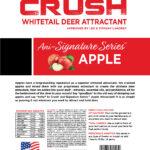 Crush Apple 5lb back