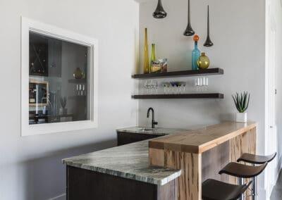 Modern Bar Area