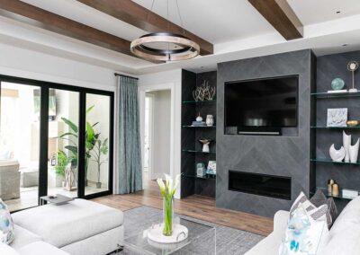Modern Livingroom Raleigh