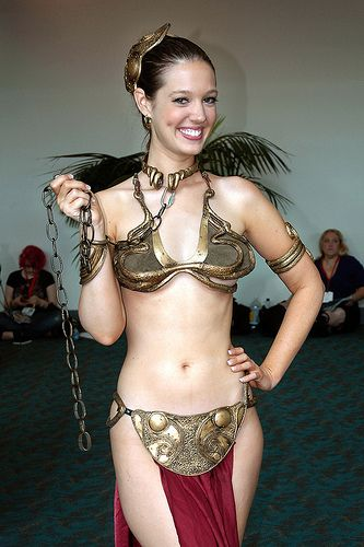 star wars cosplay princess leia
