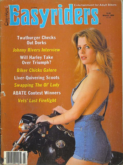 easyriders cover jumpsuit 1984