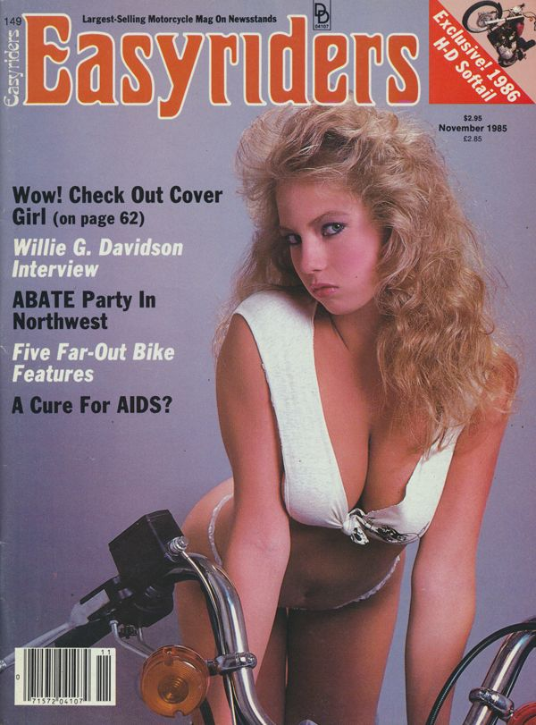 sexy easyriders cover