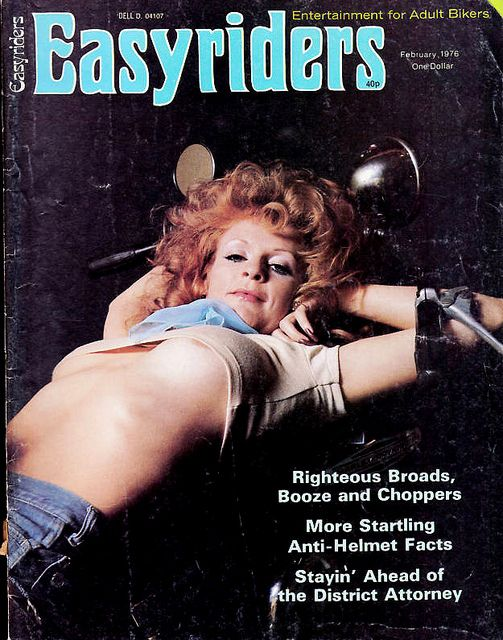 nipple peek easyriders cover
