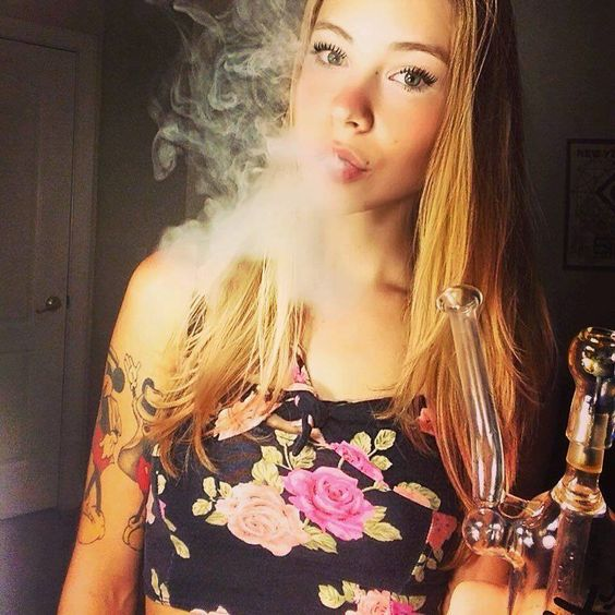 pretty little toker