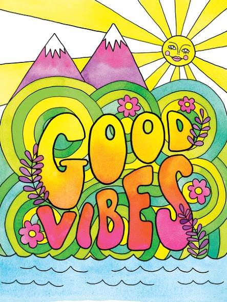 good vibes art