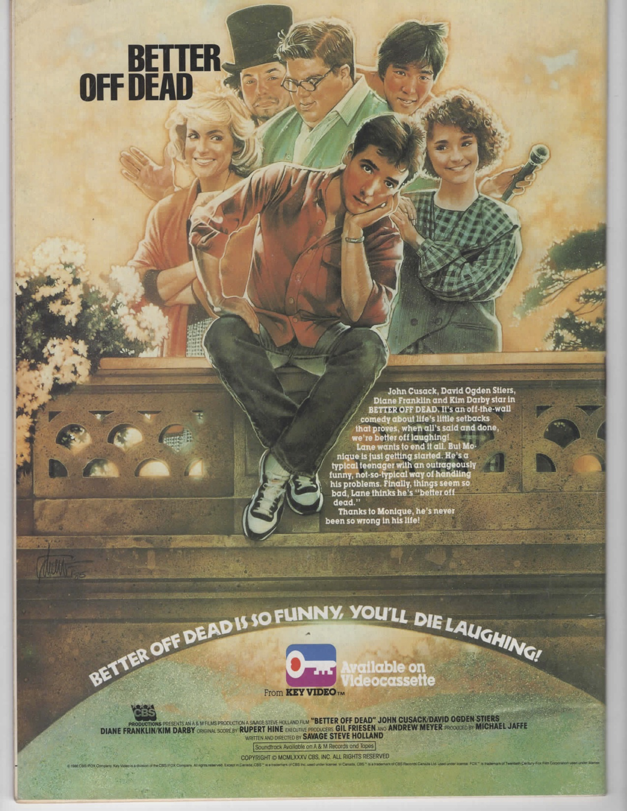 better off dead john cusack classic 1980s comedy comedies