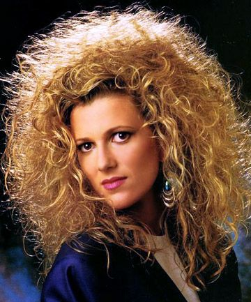 big huge hair from the eighties 1980s 80s