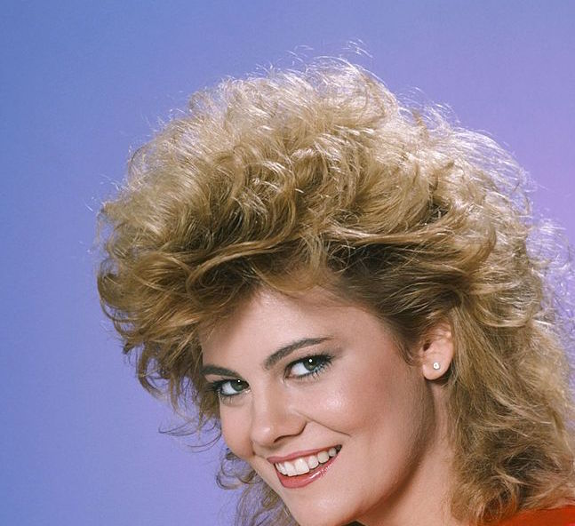 facts of life big hair eighties