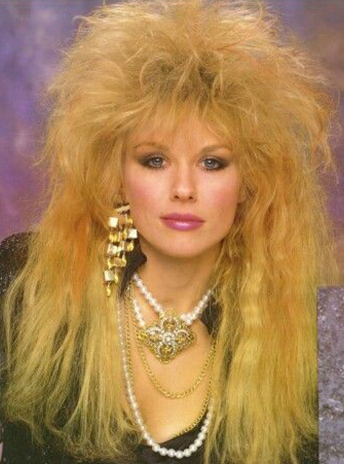 heart guitarist big hair rock n roll 1980s