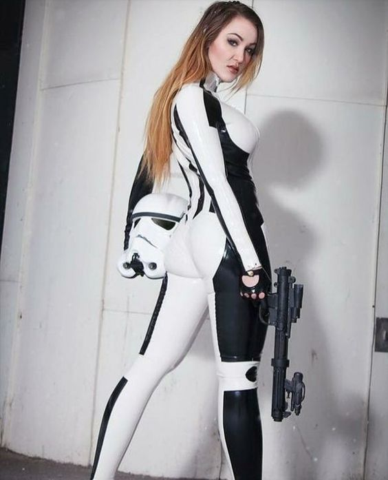 hot stormtrooper