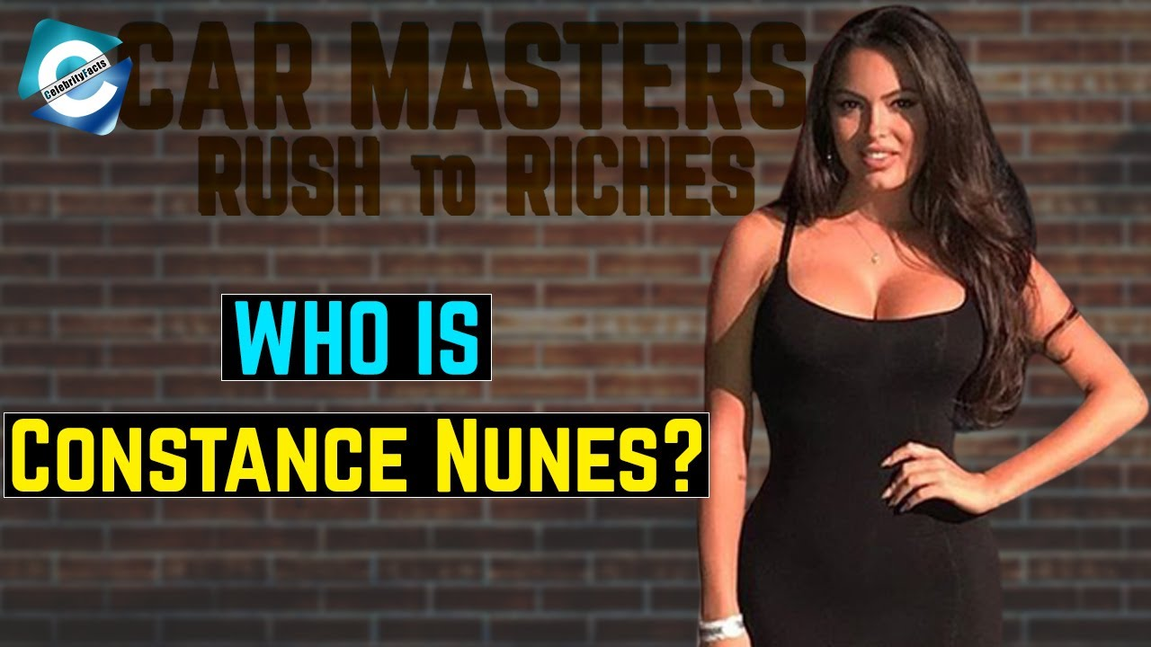 constance nunes in the house