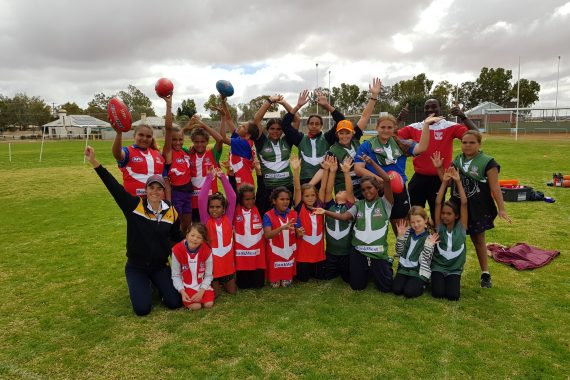 JUNIOR MINERS BACK FOUNDATION HELPING KIDS THROUGH JOBS AND SPORT