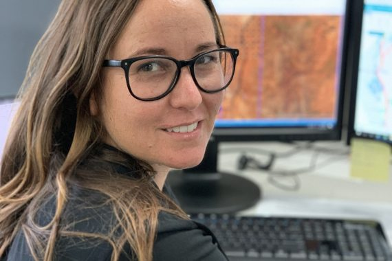 EXPLORATION YIELDS RICH CAREER FOR YOUNG AUSTRALIAN