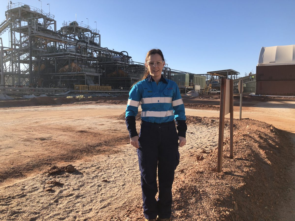 Young talent powers lithium miner
