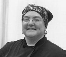 Chef/Proprietor Nancy McPherson