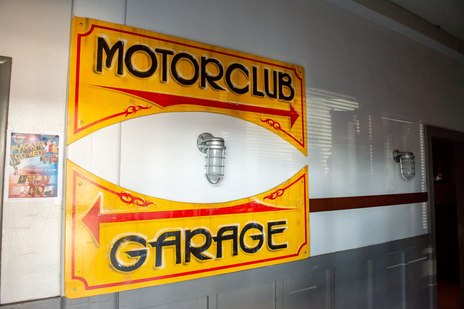 The Garage on Motor